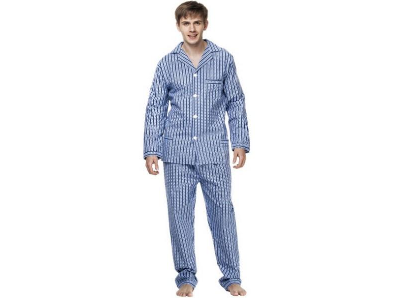 Piżama flanelowa
