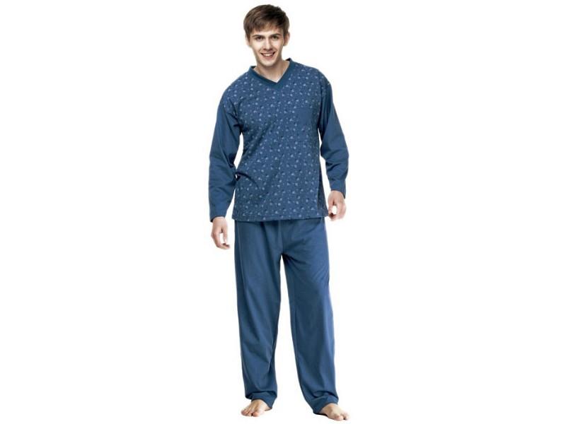 Piżama z dzianiny wkładana